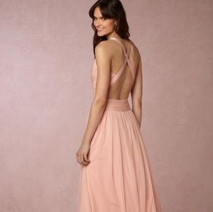 Edith maxi dress hitherto x bhldn